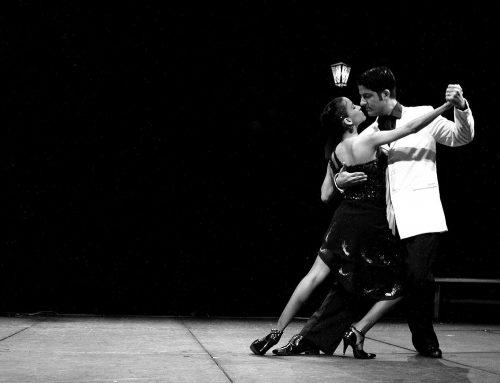 Tango derslerimiz için Gün belirledik !