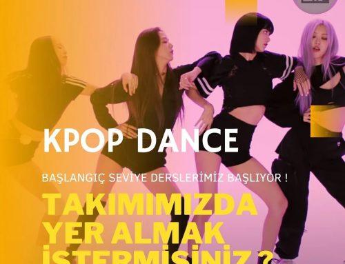 Neden Kpop Dans ?