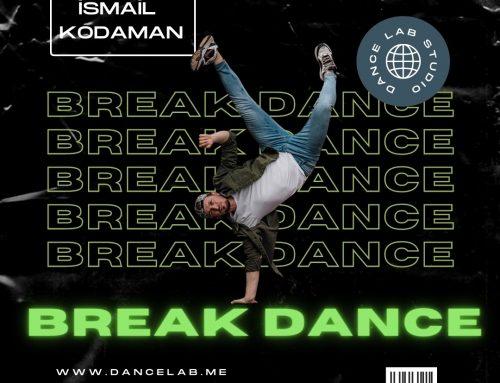 Ücretsiz Break dans derslerimiz başladı !
